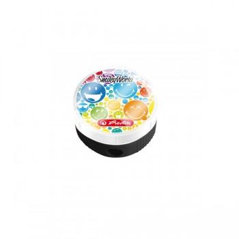 Ascutitoare rotunda container smileyworld rainbow
