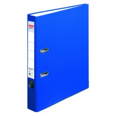 Biblioraft a4 5cm pp albastru herlitz