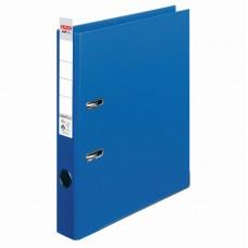 Biblioraft a4 5cm pp interior-exterior albastru