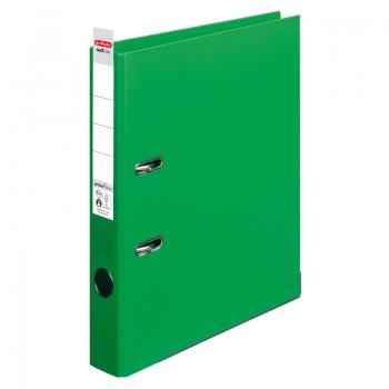 Biblioraft a4 5cm pp interior-exterior verde deschis
