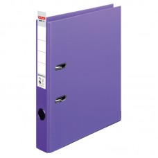 Biblioraft a4 5cm pp interior-exterior violet