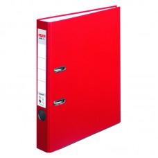 Biblioraft a4 5cm pp rosu herlitz