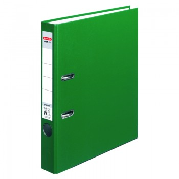 Biblioraft a4 5cm pp verde herlitz