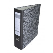 Biblioraft a4 8cm marmor economic fara insertie