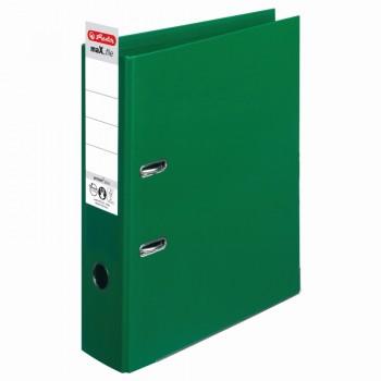 Biblioraft a4 8cm pp/pp interior-exterior verde