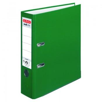 Biblioraft a4 8cm pp verde herlitz