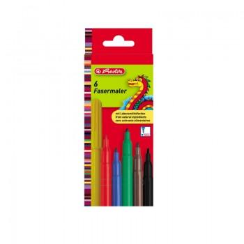 Carioca set6 2mm diverse culori