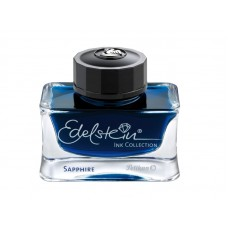 Cerneala edelstein borcan 50ml albastru safir sapphire