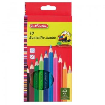 Creion color set10 jumbo