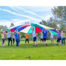 Parașută curcubeu - 1.80 m diametru