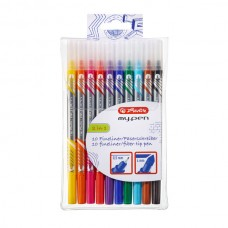 Fineliner+carioca my.Pen set 10 ambalaj transparent