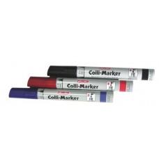 Marker colli 1-4mm reincarcabil rosu