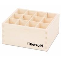 Cutie de lemn pentru depozitarea creioanelor