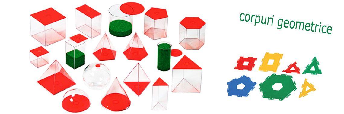 Corpuri geometrice