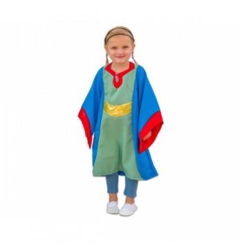 Costum domniță medievală