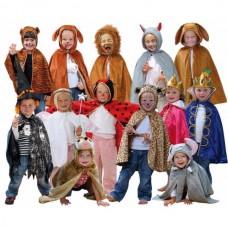 Costume copii pentru bal mascat – set 13 piese