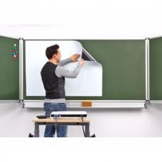 Ecran proiecție magnetic