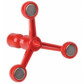 Picior cu magneti - compas pentru tabla