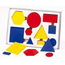 Forme geometrice din plastic – logi 1