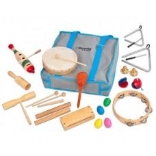 Trusa de instrumente muzicale Betzold cu 19 instrumente