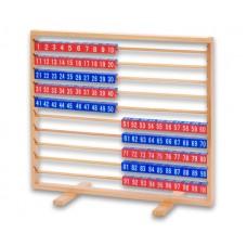 Abac mare pentru profesor