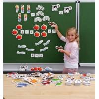 Set magnetic matematica – sa calculam cu imagini