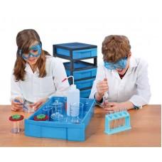 Laborator experimental mobil pentru științele naturii cu 249 piese